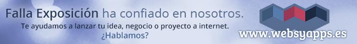 Creamos la web de tu negocio, proyecto o falla en Valencia.